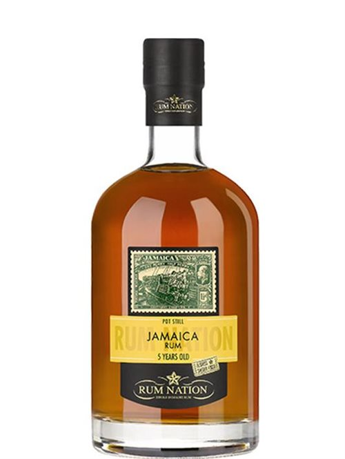 Rum Nation - Jamaica 5 YO Pot Still Sherry Finish