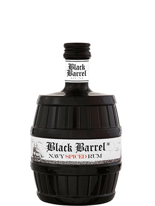 A.H. Riise - Black Barrel Navy Spiced