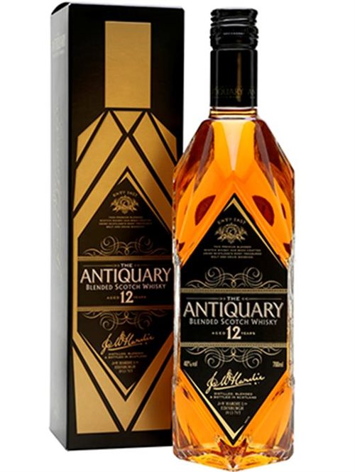 The Antiquary - The Rare Old Blend 12YO