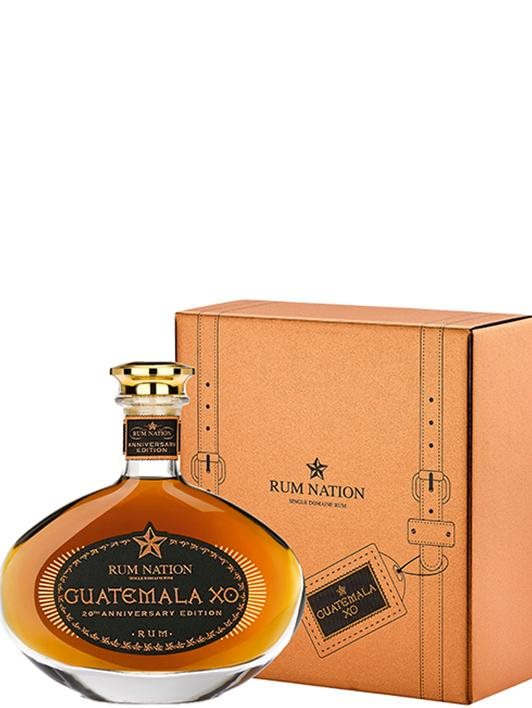 Rum Nation - Guatemale X.O. 20th Anniversary