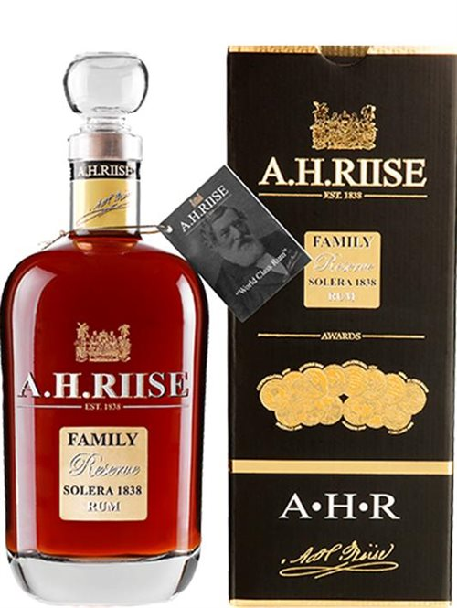 A.H. Riise - Family Reserve Solera 1838